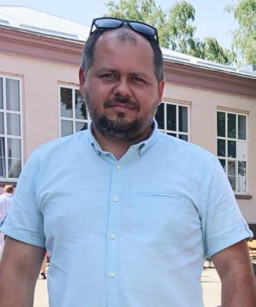 Игорь Кутищев